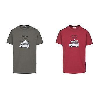Trespass Mens Motorway T-shirt