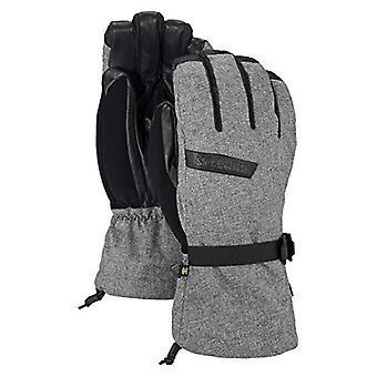 Burton Men's Deluxe Gore-Tex Glove, Bog Heather,, Bog Heather, Size Medium