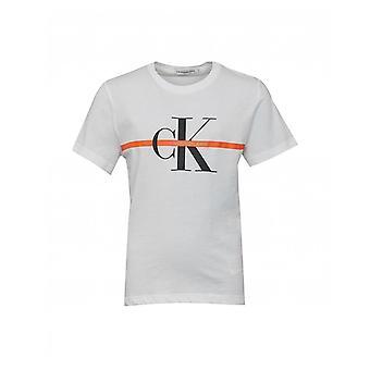 Calvin Klein Jeans Monogram dungi Logo T-shirt