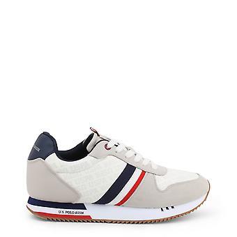 U.S. Polo Assn. Original Men All Year Sneakers - White Color 36584