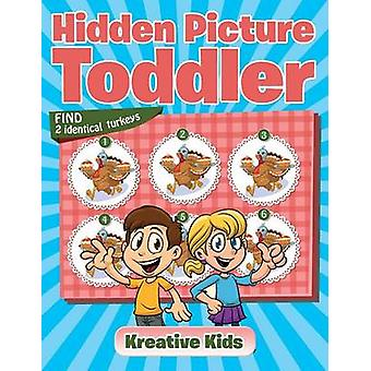 Hidden Picture Toddler by Kreative Kids