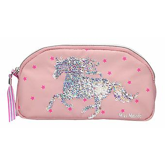 Depesche Miss Melody 10285 Cosmetics Bag Mauve