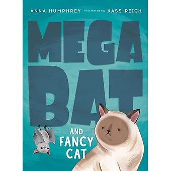 Megabat en fancy Cat door Anna Humphrey