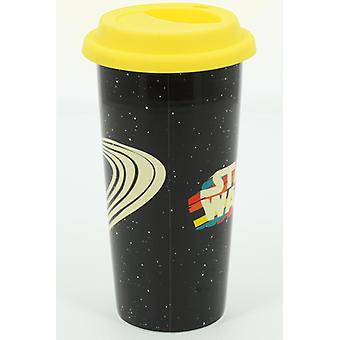 Star Wars Episode 9 Retro Keramik Reisebecher
