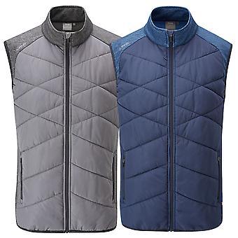 Ping Collection Mens Golf Breaker Waterproof Thermal Vest