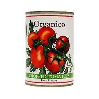 Organico - Org Chopped Tomatoes 400g