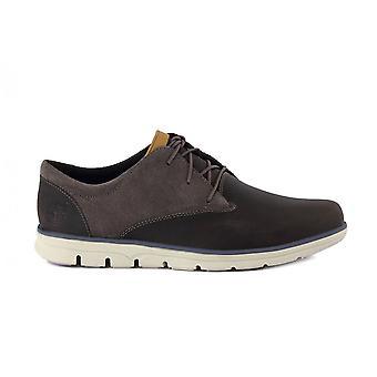 Timberland Bradstreet Black CA15QQ universal all year men shoes