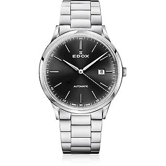 Edox - Wristwatch - Men - Les Vauberts - Automatic Date - 80106 3M NIN
