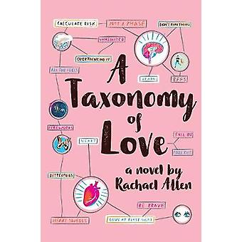 A Taxonomy of Love by Rachael Allen - 9781419739859 Book