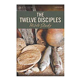 The Study - Rvbs 12 Disciples - 9781628628098 Book