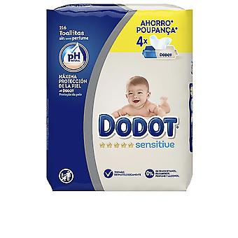 Dodot Dodot Sensitive Ph Natural Toallitas Húmedas 216 Uds Unisex