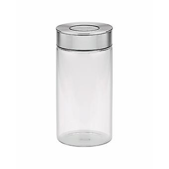Tramontina Glass Canister With Airtight Seal, 1.4L