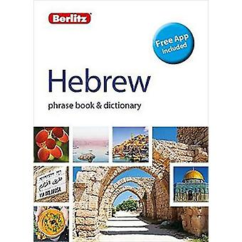 Berlitz Phrase Book & Dictionary Hebrew(Bilingual dictionary) by
