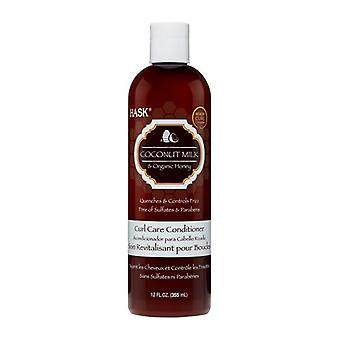 Nourishing Conditioner Coconut Milk & Honey Curl HASK (355 ml)