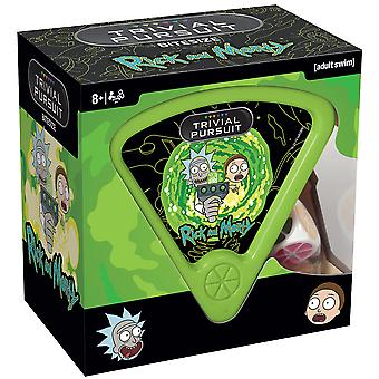 Trivial Pursuit Rick and Morty Edition