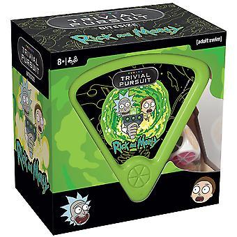 Trivial Pursuit Rick et Morty Edition