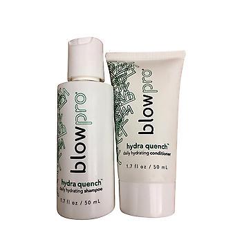 Blowpro Hydra Quench Shampoo & Conditioner Set 1.7 OZ each