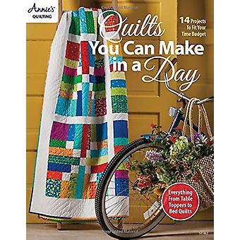 Quilts You Can Make in a Day - 14 Projects to Fit Your Time Budget by