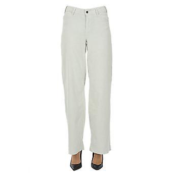 Atelier Cigala's Ezgl457012 Women's Grey Cotton Jeans