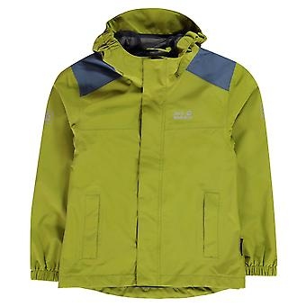 Jack Wolfskin Kids Oak Creek Jacheta lightweight Windproof Texapore Top