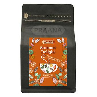 Té Praana - Summer Delight Fruit Infusion Tisane - 100g