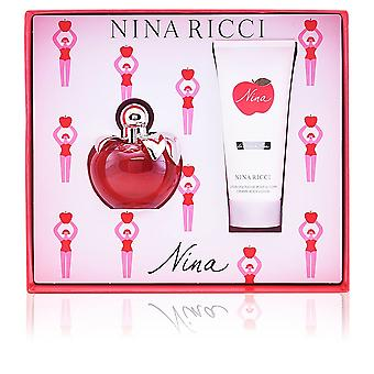 Nina Ricci - Nina EDT 80ml + BODY LOTION - 100ML