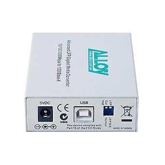 Alloy Gcr2000St Gigabit Standalone Rackmount Media Converter