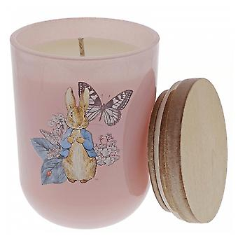 Beatrix Potter Peter Rabbit Garden Party Candle