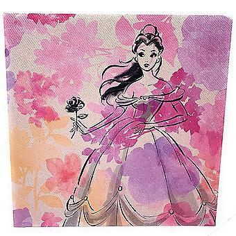 Hallmark Disney Belle Floral Blank Card 25509379