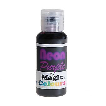 Couleurs magiques - Violet néon - 32g