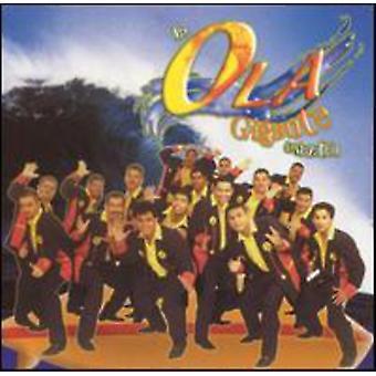 La Ola Gigante De Mazatlan - La Ola Gigante De Mazatlan [CD] USA import