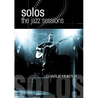 Charlie Hunter - Solos: The Jazz Sessions [DVD] USA import