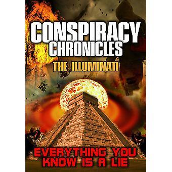 Conspiracy Chronicles: The Illuminati [DVD] USA import