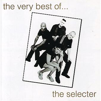 Selecterin - parasta Selecterin [CD] USA-tuonti