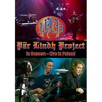 Par Lindh Project - In Concert: Live in Poland [DVD] USA import