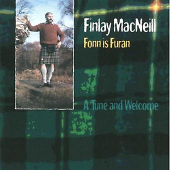 Finlay Macneill - Fonn Is Furan-a Tune & Welcome [CD] USA import