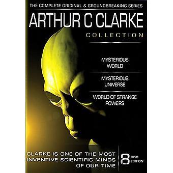 Arthur C Clarke Collection [DVD] USA import