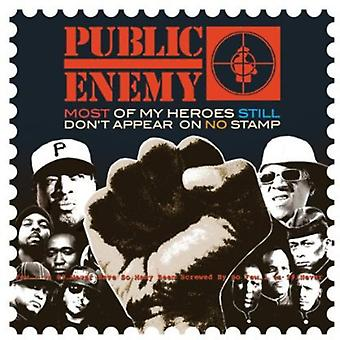 Public Enemy - Most of My Heroes Still Don't Appear on No Stamp [CD] USA import
