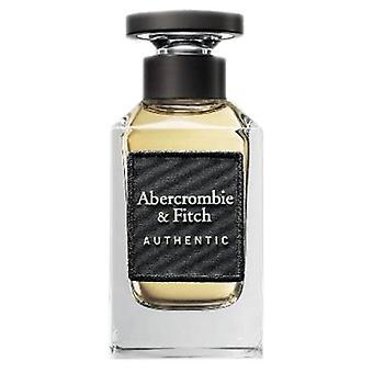Abercrombie & fitch autentický človek eau de wc 30ml