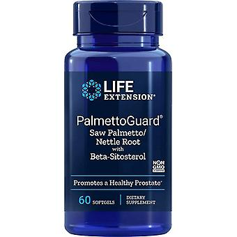 Life Extension Palm Nettle Root with BetaSitosterol 60 Pearls