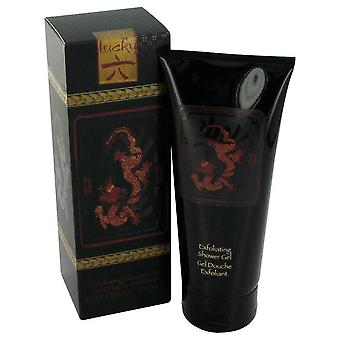 Lucky Number 6 Exfoliating Shower Gel By Liz Claiborne 6.7 oz Exfoliating Shower Gel