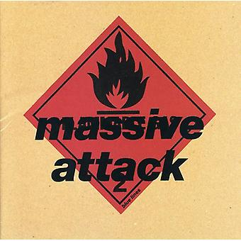 Massive Attack - Blue Lines [CD] USA import
