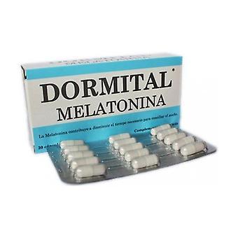 Dormital Melatonin 30 capsules