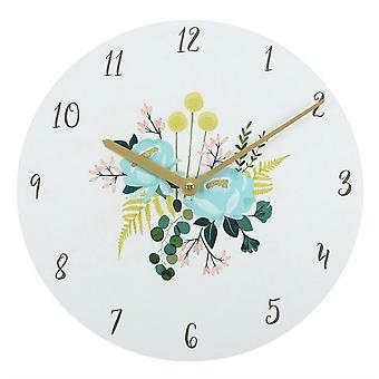 Something Different Botanical Clock