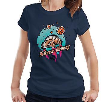 Volkswagen Star Bug Beetle Women's T-Shirt