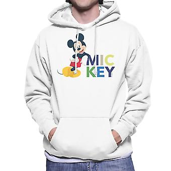 Disney Mickey Mouse cool Lean miesten ' s huppari