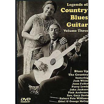 Vol. 3-Legends of Country Blues Guitar [DVD] USA import