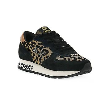 Sun68 1611 ally animal glitter sneakers fashion