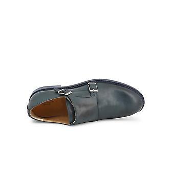 Madrid - Shoes - Slipper - 600_PELLE_BLU - Men - navy - EU 42