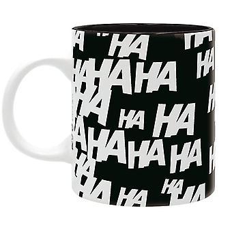 Batman Joker Laughing Mugg